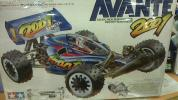 タミヤ 1/10 RC アバンテ 2001 AVANTE 4WD 新品 未使用・未組立 絶版 希少 当時物 イグレス バンキッシュ マンタレイ