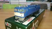 KATO EF65-0番台(一般色) HO 品番1-304