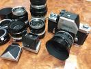 ★★美品 Nikon F(741-F)後期型 3ファインダー