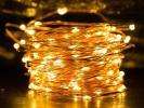 1円~即納 ソーラー 充電 LEDライト イルミネーション 光センサー付き 防水 コスパ高い 電池交換可 結婚式 パーティー 車の飾りに