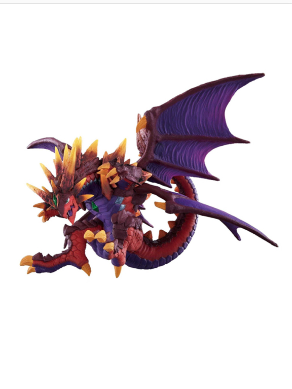 メガハウス パズル&ドラゴンズ パズドラコレクション DX メテオボルケーノドラゴン グッズの画像
