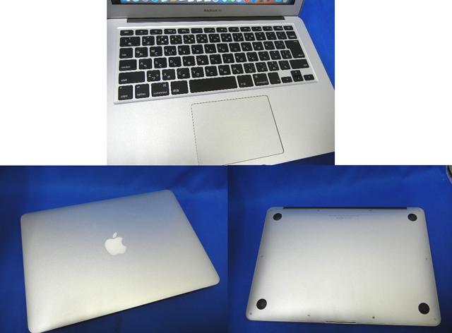 中古良品 apple MacBook Air 13inch A1466 Early2015 (10428)_画像3