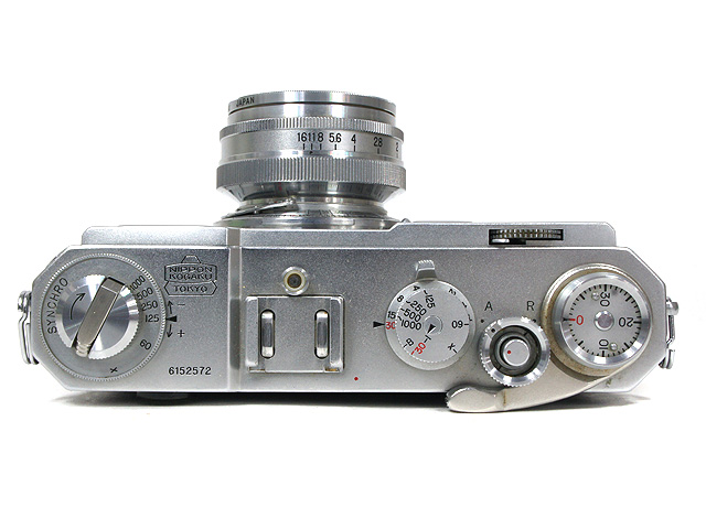 1円~ Nikon/ニコン NIPPON KOGAKU TOKYO フィルムカメラ 本体 ◆ NIKKOR-H・C 1:2 f=5cm レンズ アクセサリー付 【ジャンク品】 20064784_画像5