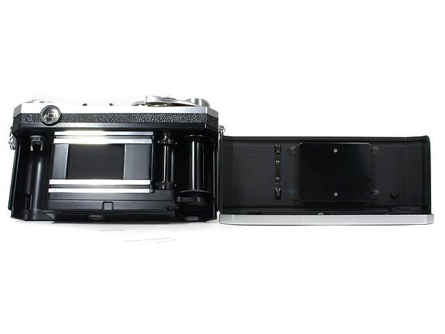1円~ Nikon/ニコン NIPPON KOGAKU TOKYO フィルムカメラ 本体 ◆ NIKKOR-H・C 1:2 f=5cm レンズ アクセサリー付 【ジャンク品】 20064784_画像6