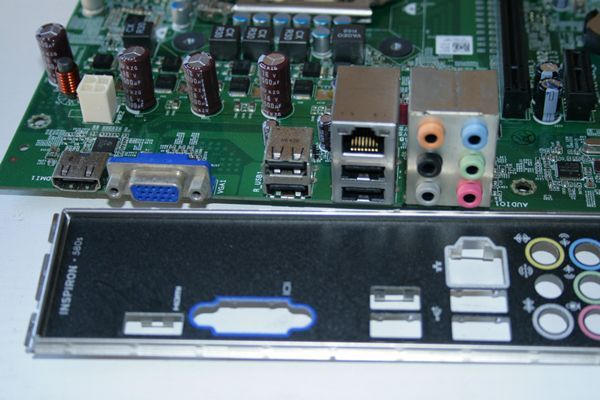 Dell Inspiron 580/580s マザーボード LGA1156 I3 530 動作確認済_画像3