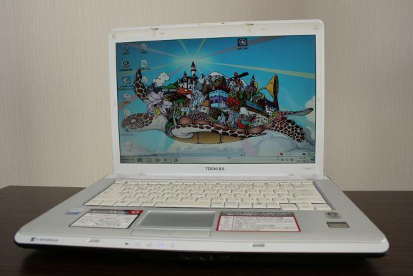 送料無料 TOSHIBA TX 65D PATX65DLP 4GB T5500  ジャンク扱い