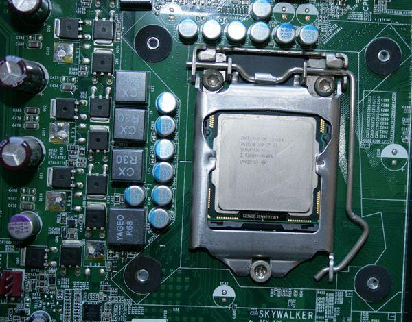 Dell Inspiron 580/580s マザーボード LGA1156 I3 530 動作確認済_画像2