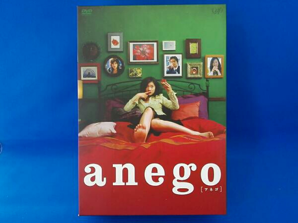 anego [ アネゴ ] DVD-BOX 篠原涼子 赤西仁 グッズの画像