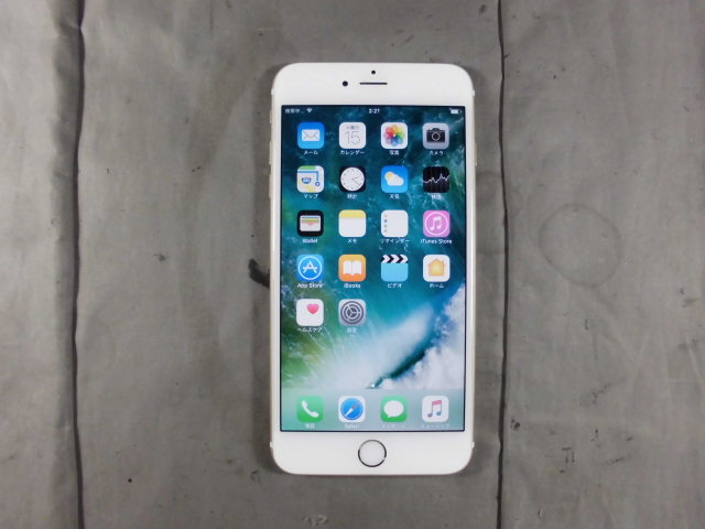 『国内版SIMフリー』 『64GB』 iPhone6 Plus NGAK2J/A