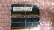 送料無料 2枚セット Kingston製 DDR3L-160