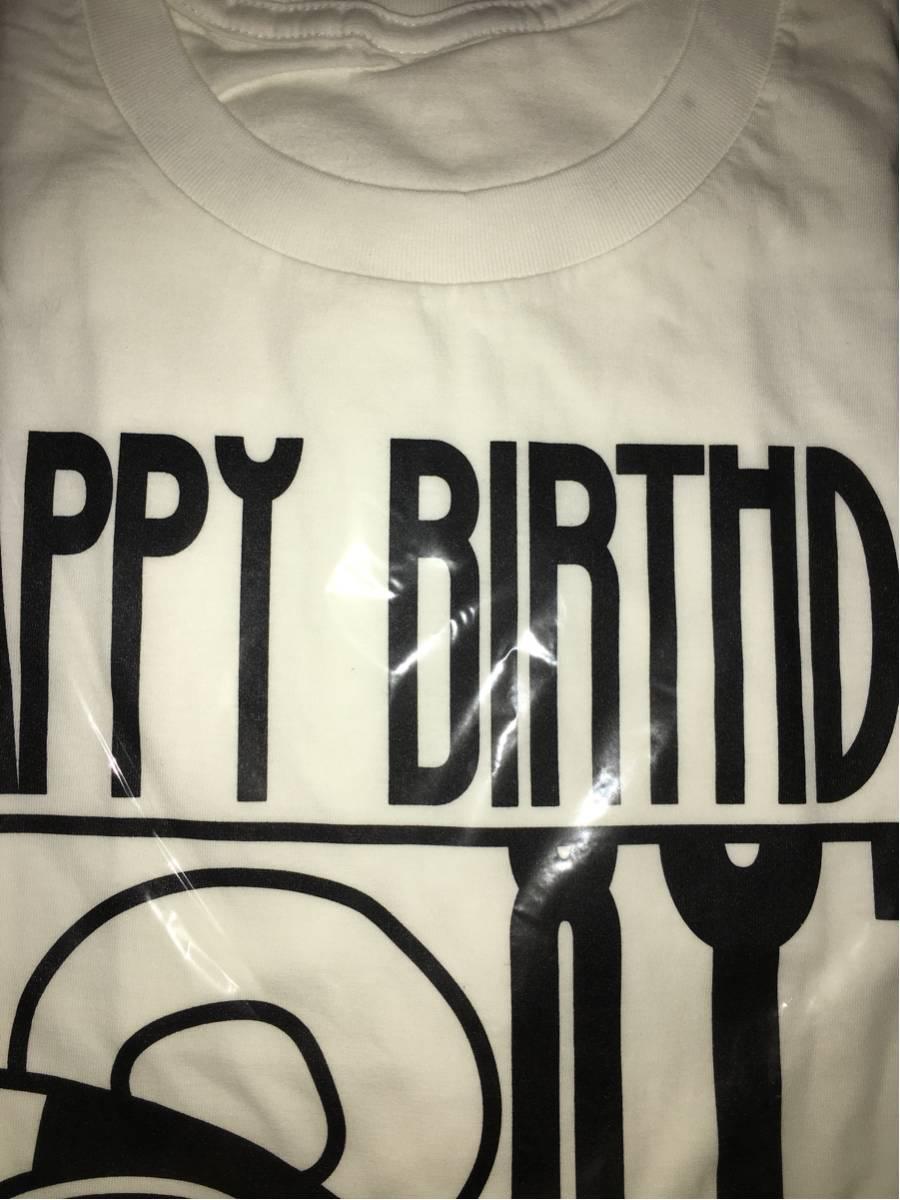 MEJIBRAY メト birthday Tシャツ ライブグッズの画像