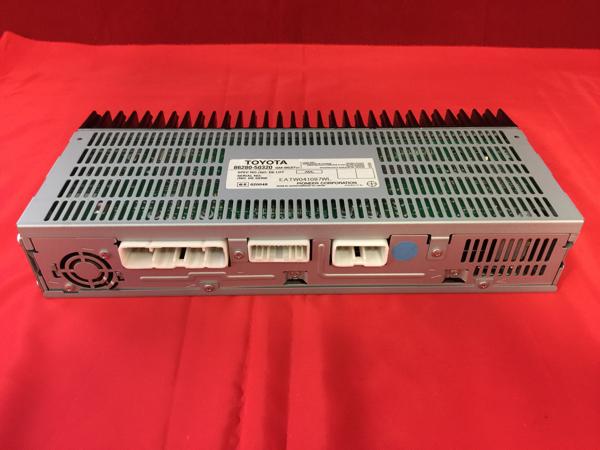 A106 中古 セルシオ 後期 UCF30 UCF31 オーディオ アンプ 86280-50320 GM-8537 動作保証_画像3