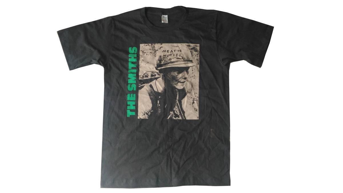 ザ・スミス The Smiths Meat is Murder ロックTシャツ 訳あり品 XLサイズ ブリットポップ モリッシー Morrissey バンドT