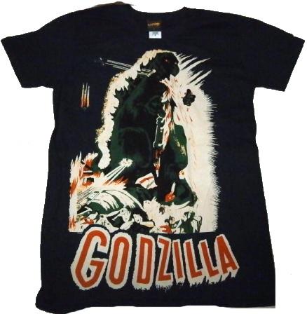 GODZILLA【ゴジラ】Tシャツ XLサイズ 新品未着用【送料164円】 グッズの画像