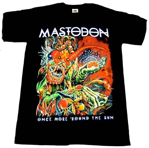 即決!MASTODON Tシャツ XLサイズ 新品未着用【送料164円】