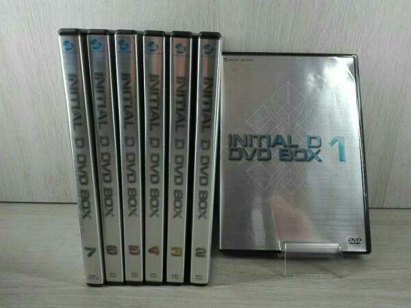 頭文字D  イニシャルD DVD-BOX 外箱無し グッズの画像
