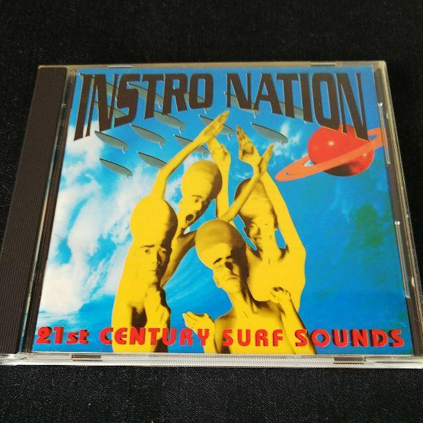 インストロネーション/Various Artists[CD]