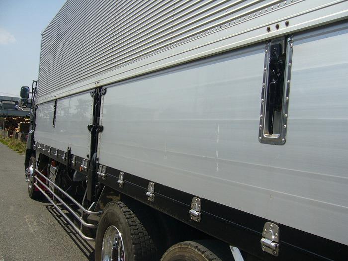 「日野グランドプロフィア 25tアルミウィング 7速 エアサス NOX/PM適合 大型 中古トラック下取買取販売」の画像2