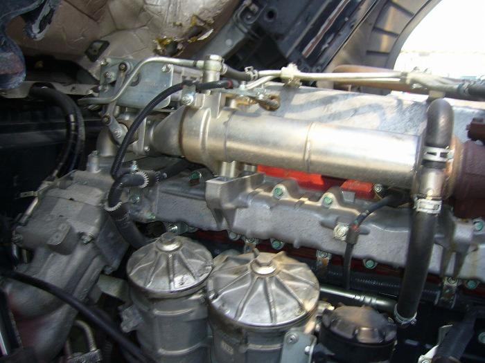 「日野グランドプロフィア 25tアルミウィング 7速 エアサス NOX/PM適合 大型 中古トラック下取買取販売」の画像3