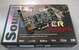 Creative ハイレゾ対応 サウンドカード Sound Blaster Audigy Fx PCI-e SB-AGY-FX ロープロ対応