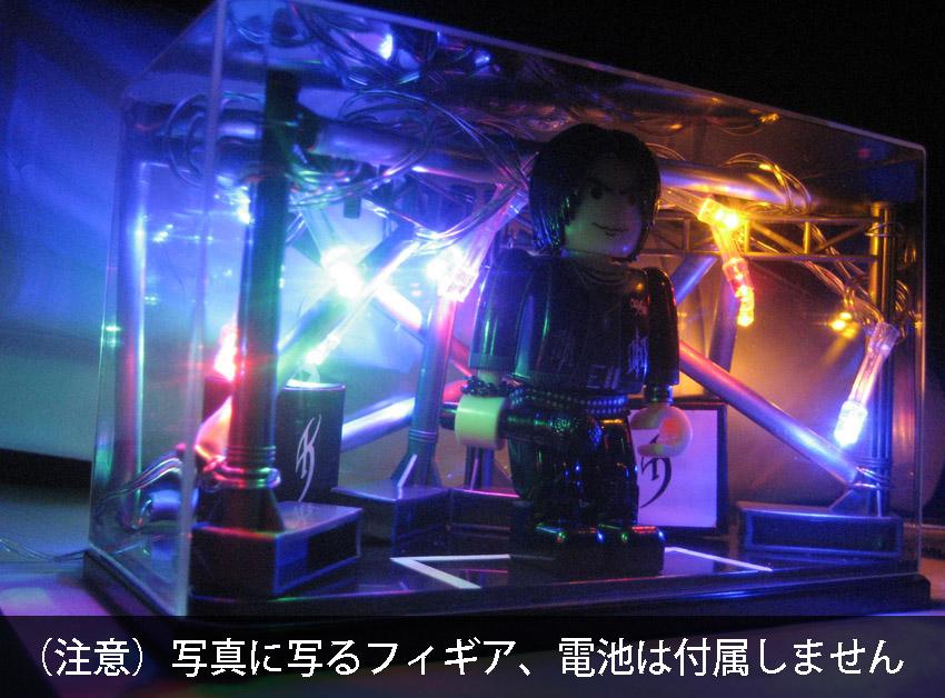 カラーライトver. ライブステージジオラマ LASTGIGS フィギュア ヒムロックン HIMUROフィギュア用