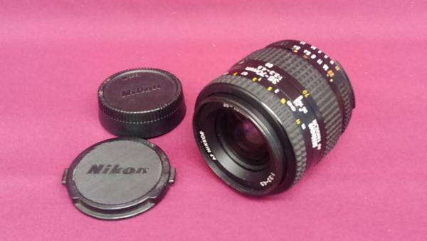 Nikon ニコン AF NIKKOR 35-70mm F3.3-4.5 現状品 B*M6715*-098
