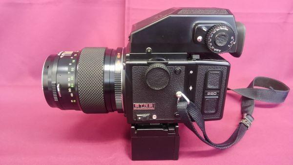 Bronica ブロニカ ETRS ZENZANON MC 150mm F4 現状品 B*i6693*-064_画像2