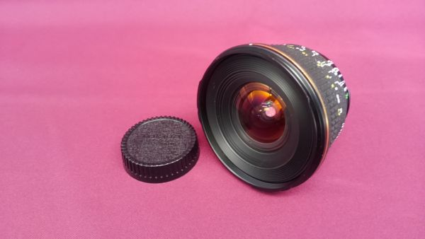 Tokinaトキナー AT-X AF 17mm F3.5 現状品 B*M7433*-054