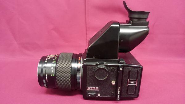ゼンザブロニカ ETRS ZENZANON MC 1:4 f=150mm 現状品 B*i6699*-038_画像3