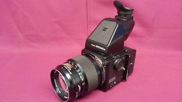 ゼンザブロニカ ETRS ZENZANON MC 1:4 f=150mm 現状品 B*i6699*-038
