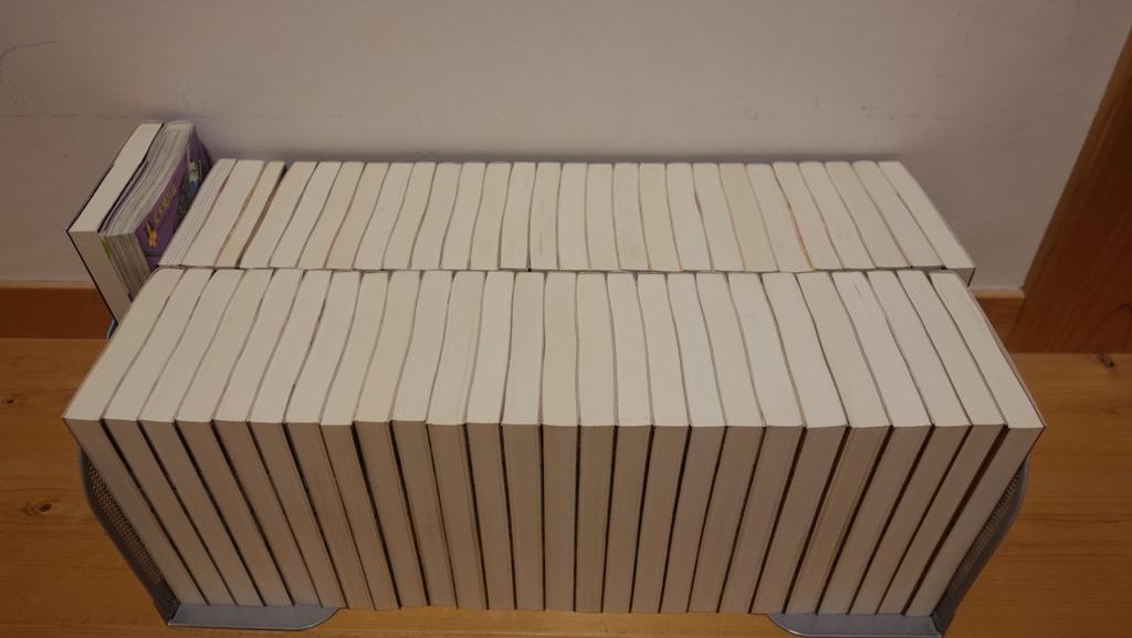 ☆ jojo ジョジョの奇妙な冒険 文庫本 全50+関連本5冊 全巻セット! _画像2
