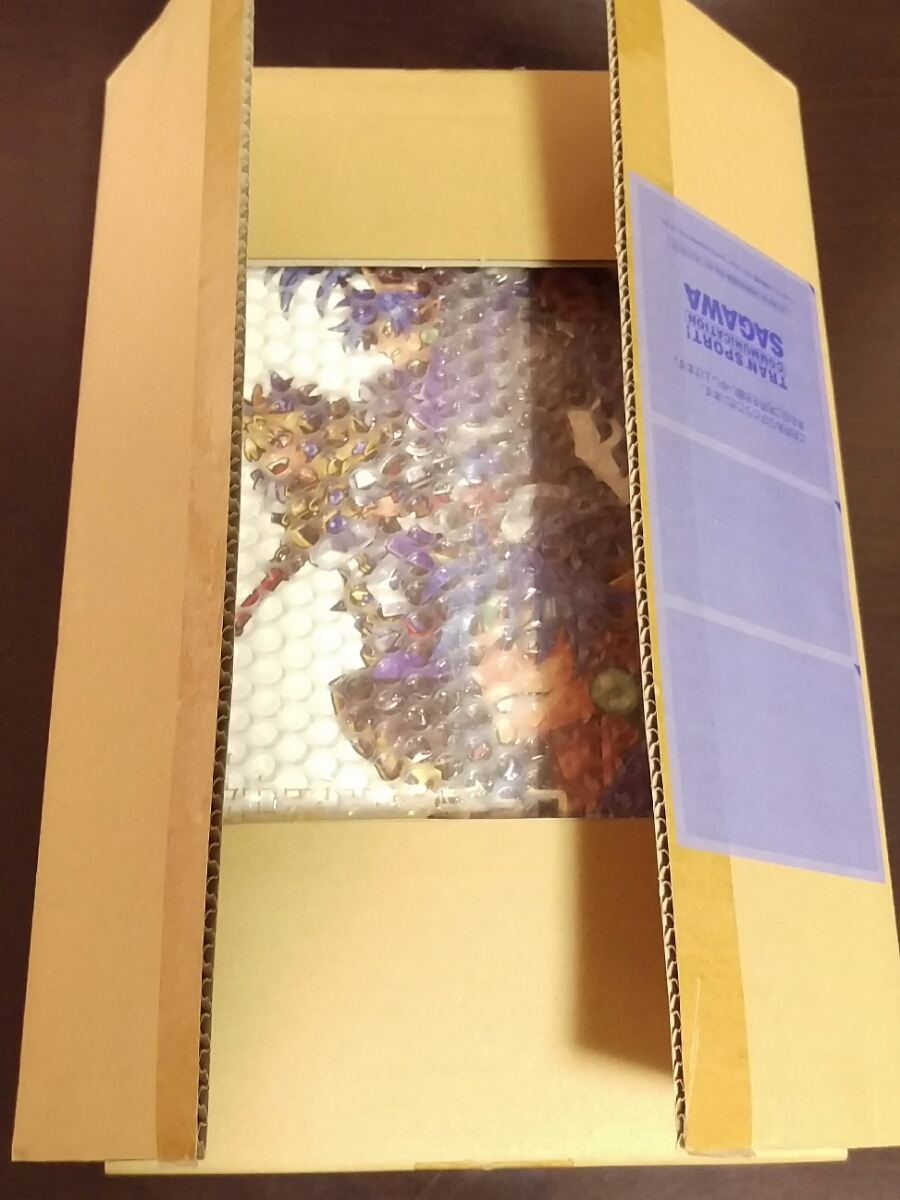 神羅万象チョコ 10周年記念画集 Art Works 天地神明の書 画集 A4判 ハードカバー 全250ページ 原川光博氏描き下ろし ウエハーマン_画像2