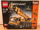 LEGO レゴ TECHNIC テクニック モービルクレーン MKII 42009 新品