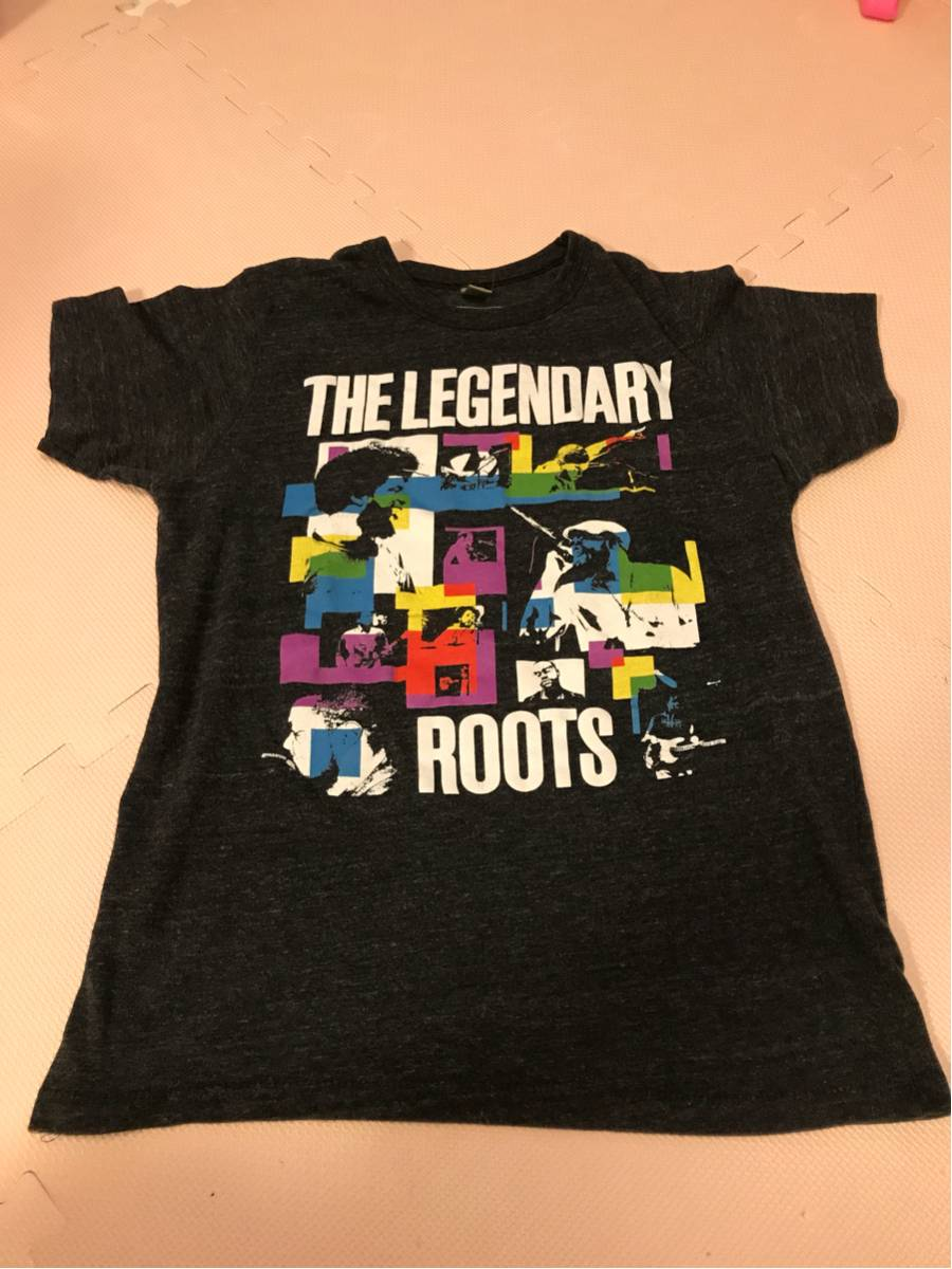 hiphop Tシャツ 貴重 レア The Roots 【Mサイズ】
