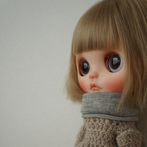 ***カスタムブライス**Custom Blythe**おかっぱ***