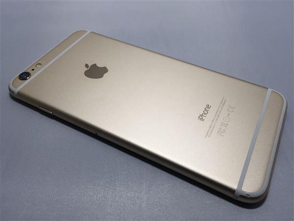 au iPhone6Plus[16GB] ゴールド【安心保証】_画像3