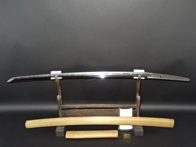 正宗67.6㌢/研ぎ上がりです/日本刀/甲冑/武具