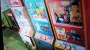 激レア売り切り!!昭和レトロ エレメカ 駄菓子屋 メダル  ビッグマッチ  メダル200枚付き