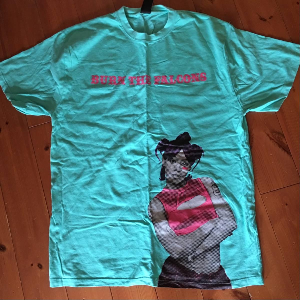 R&B Hip Hop Tシャツ TLCのレフトアイ 2xl 美品