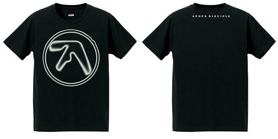 Aphex Twin fuji rock フジロック Tシャツ Lサイズ ライブグッズの画像