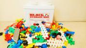 学研ニューブロック盛りだくさんセット&ブロックボック