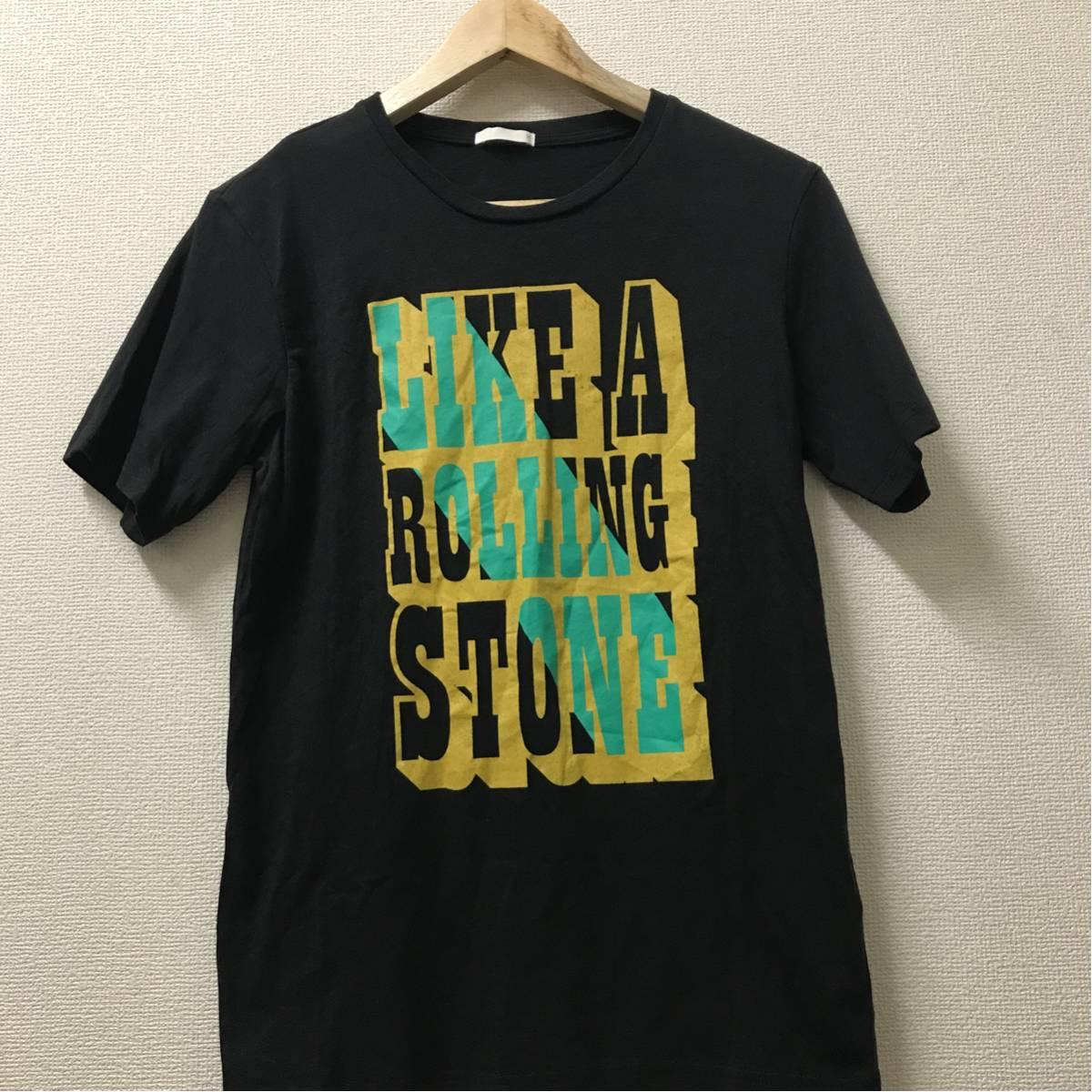 LIKE A ROLLING STONE ロックTシャツ ボブディラン ローリングストーン