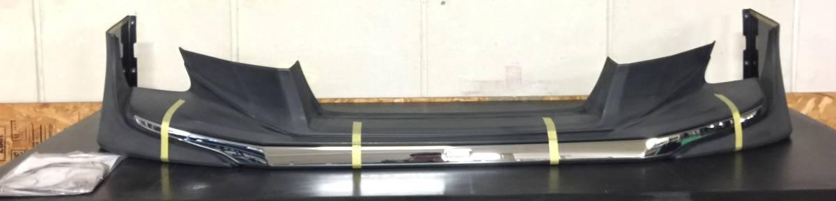 30アルファード モデリスタ フロントスポイラー 未塗装 【新品超特価】