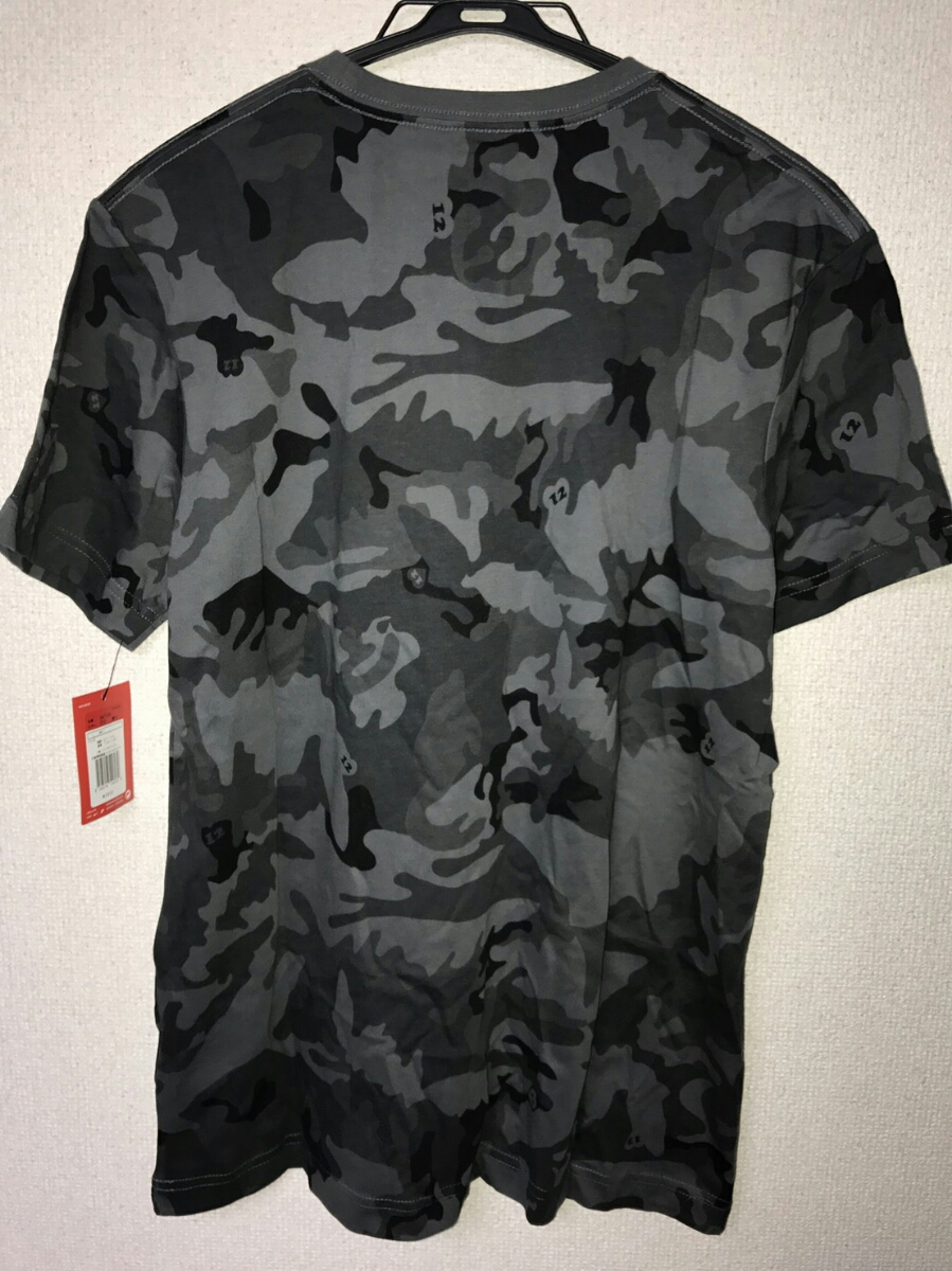 新品タグ付 浦和レッズ FIELD CAMO Tシャツ フィールド カモ カモフラ ブラック 黒 NIKE ナイキ 667434_画像2