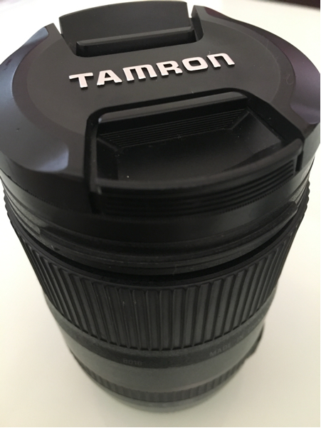 中古品 TAMRON タムロン 16-300mm F3.5-6.3 Di II VC PZD MACRO キャノン用 デジタル一眼用レンズ