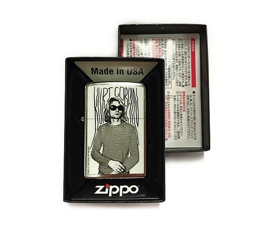 【1円】 未使用 ZIPPO カートコバーン 2016 CI012046 USA T2431824