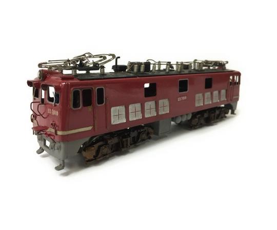 ジャンク 訳有 カツミ ED66 ED70 電気機関車 HOゲージ 2両セット 鉄道模型 T2595370_画像5