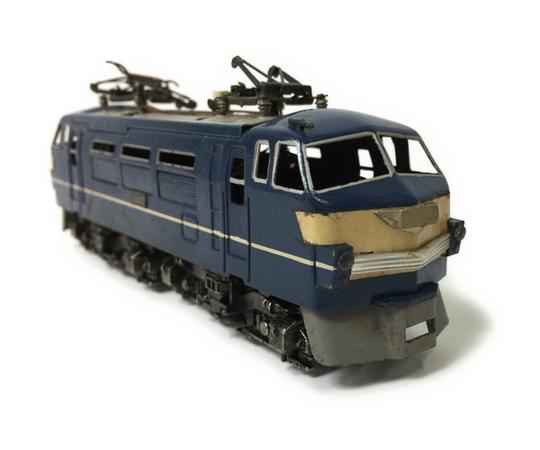 ジャンク 訳有 カツミ ED66 ED70 電気機関車 HOゲージ 2両セット 鉄道模型 T2595370