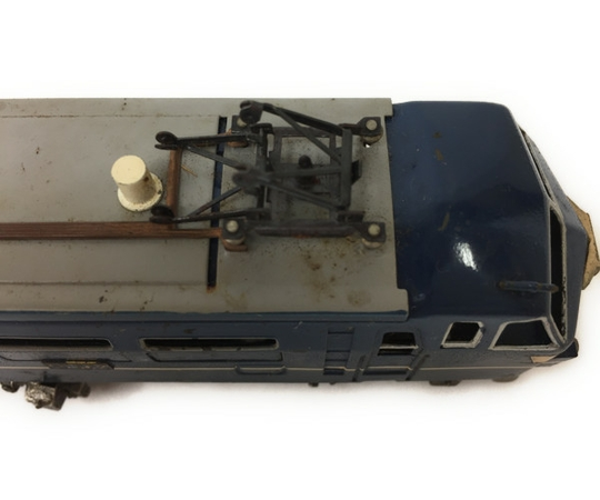 ジャンク 訳有 カツミ ED66 ED70 電気機関車 HOゲージ 2両セット 鉄道模型 T2595370_画像4