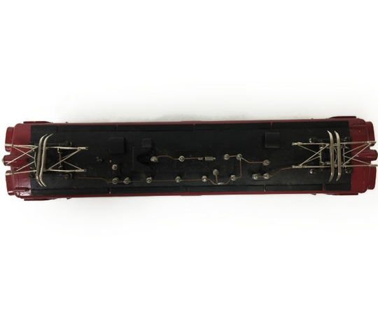 ジャンク 訳有 カツミ ED66 ED70 電気機関車 HOゲージ 2両セット 鉄道模型 T2595370_画像7